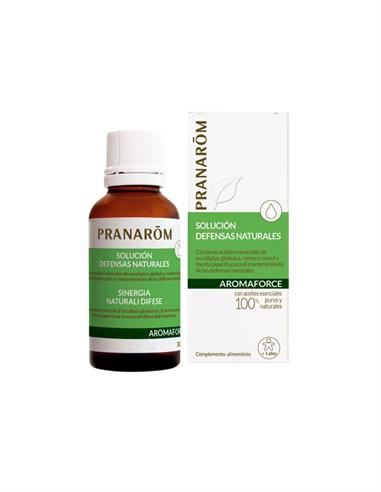 SOLUCIÓN DEFENSAS NATURALES BIO PRANARÒM 30 ml.