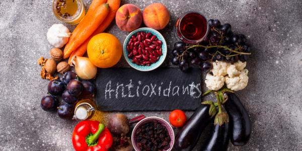 Los mejores alimentos antioxidantes